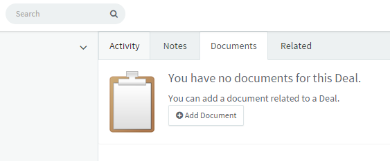 Attach Documents to Deals in Agile CRM