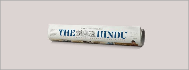 Agile CRM featured in 'The Hindu'