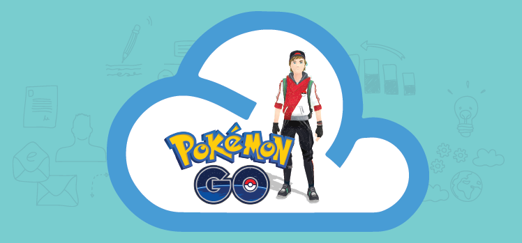 Pokémon Go and Agile CRM
