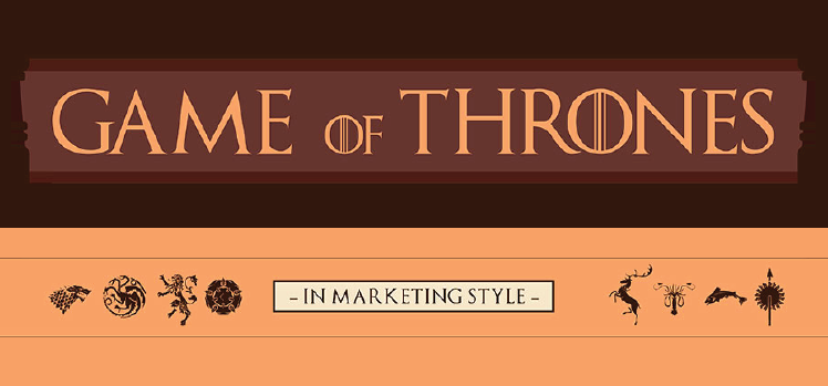Game Of Thrones – The Story Of Marketing