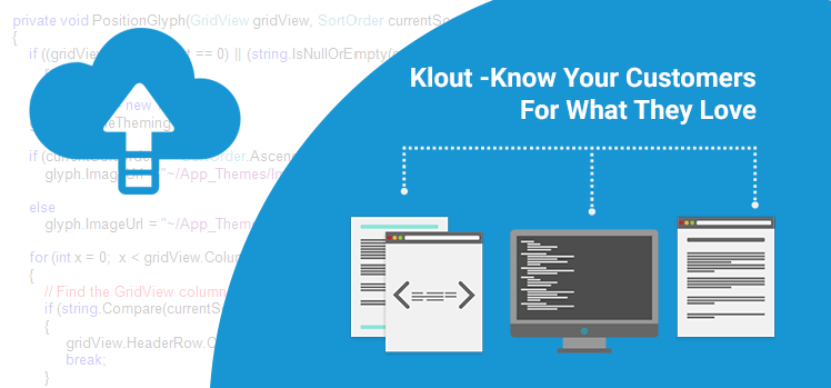 Klout – Know Your Customers For What They Love!