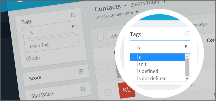 How to be a CRM Tags Power User