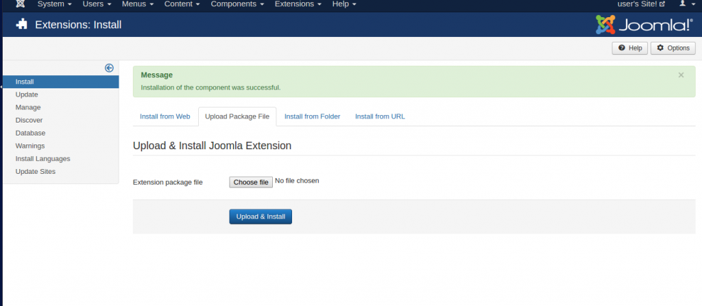 joomla-extension