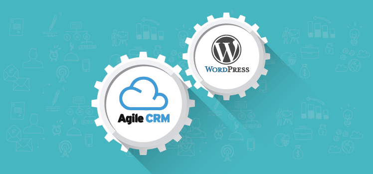 Work Smart with Agile CRM WordPress Integration