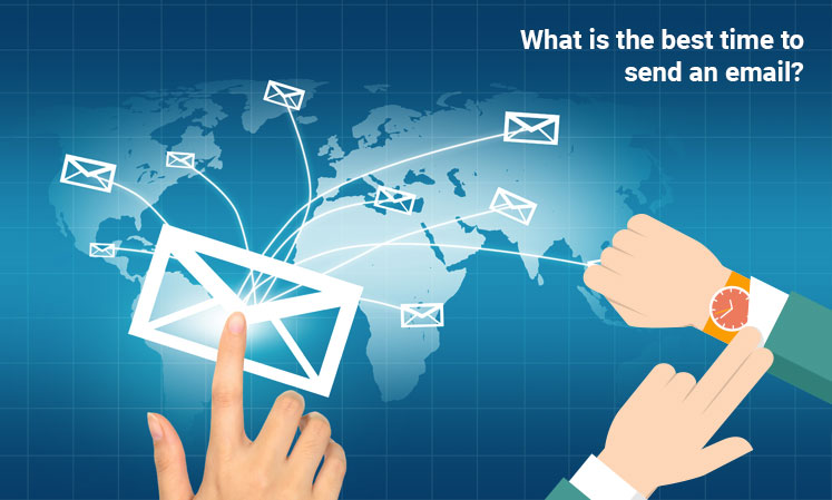 What is the best time to send an email?