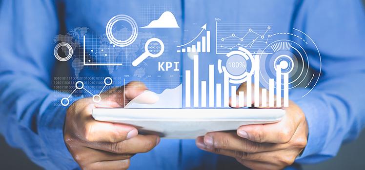 kpi based sales platform