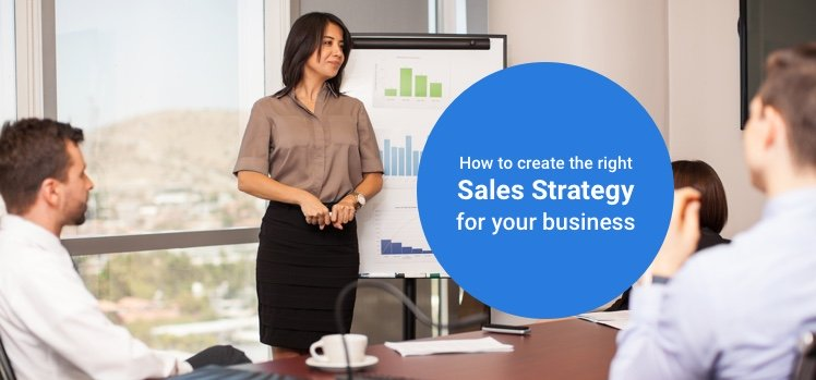How to create the right sales strategy for your business