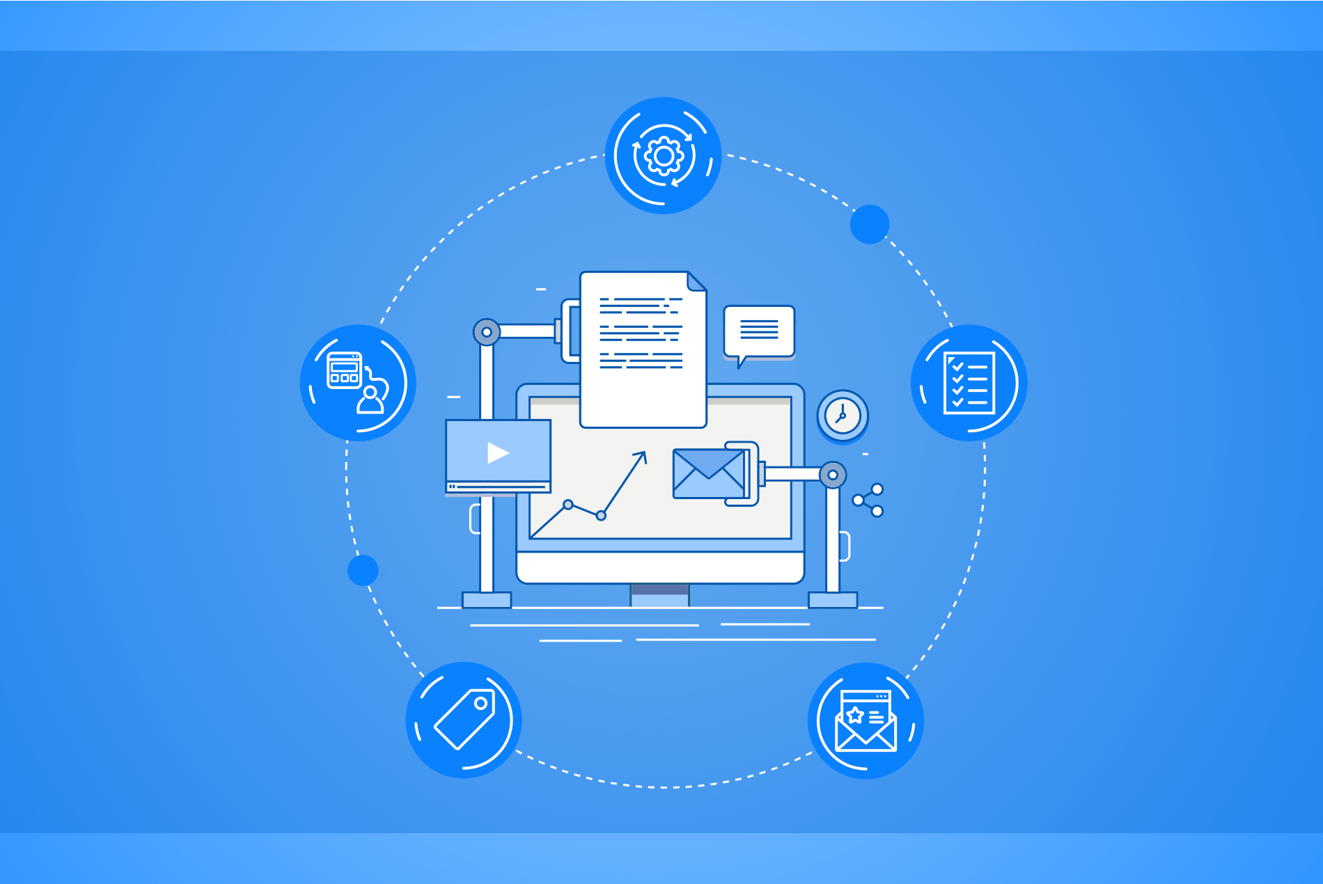 5 Tips to Take Marketing Automation to A New Level With A CRM Solution