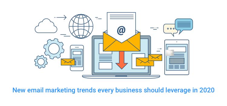 New Email Marketing Trends Every Business Should Leverage in 2020