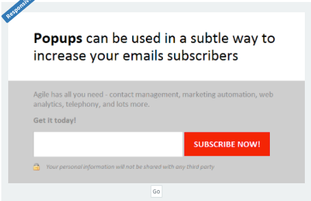 Automated Subscription Management