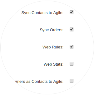 Set Up Agile Forms & Landing Pages