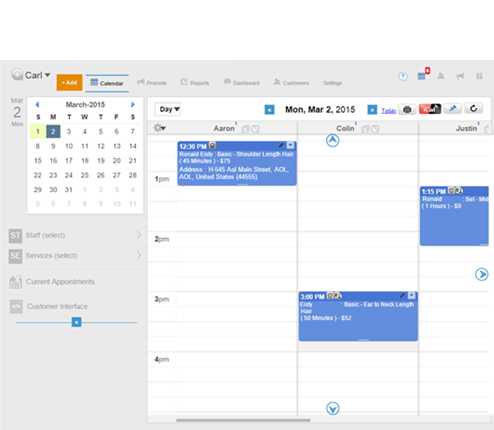 Appointy best 5 appointment scheduling software